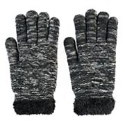 SONOMA Goods for Life™ Women's Heather Cozy Lined Knit Gloves