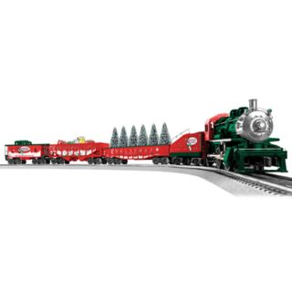 Lionel The Christmas Express Train Set with Bluetooth