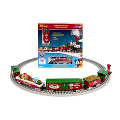 Disney's Mickey Mouse 'Mickey's Holiday to Remember' Train Set with Bluetooth by Lionel