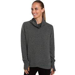 Women's Jockey Sport R&R Cowl Neck Sweatshirt