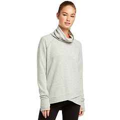 Women's Jockey Sport R&R Cowl Neck Sweatshirt