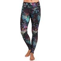 Women's Jockey Sport Midnight Garden Ankle Leggings