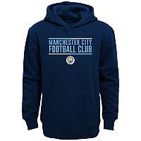 Boys 8-20 Manchester City FC Fleece Hoodie