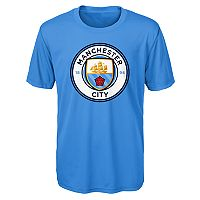 Boys 8-20 Manchester City FC Performance Tee