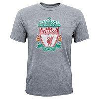 Boys 8-20 Liverpool FC Triblend Tee