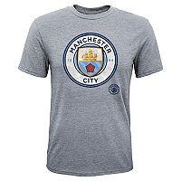 Boys 8-20 Manchester City FC Triblend Tee