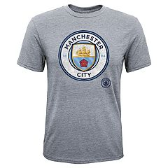 Boys 8-20 Manchester City FC Triblend Tee