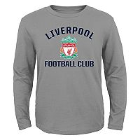 Boys 8-20 Liverpool FC Performance Long-Sleeved Tee