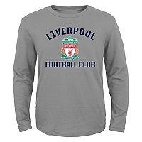 Boys 8-20 Liverpool FC Performance Long-Sleeved Tee