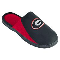 Men's Georgia Bulldogs Scuff Slippers