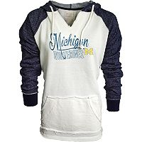 Women's Michigan Wolverines Looker Hoodie