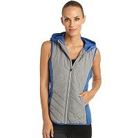 Women's Jockey Sport Ultimate Peak Hooded Puffer Vest