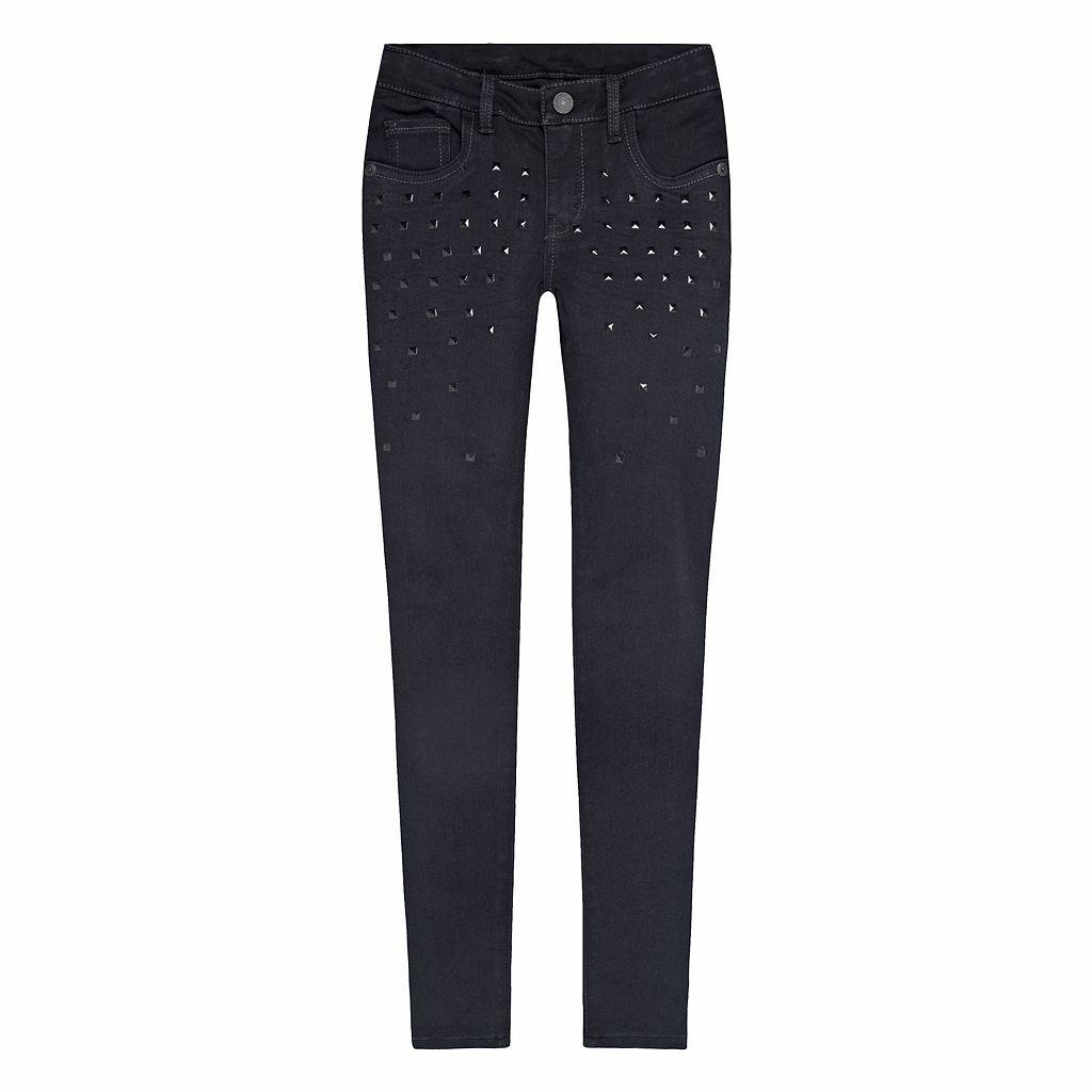 Girls 7-16 Levi's 710 Super Skinny Fit Embellished Jeans