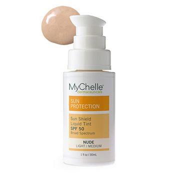 MyChelle Dermaceuticals Sun Shield Liquid Tint SPF 50 - Nude