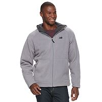 Men's New Balance Sherpa-Lined Polar Fleece Hooded Jacket