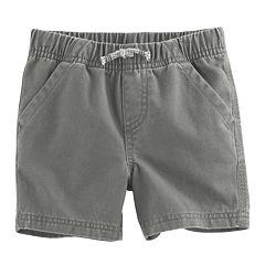 Baby Boy Jumping Beans® Twill Shorts