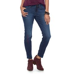 Petite SONOMA Goods for Life™ Curvy Fit Ankle Skinny Jeans
