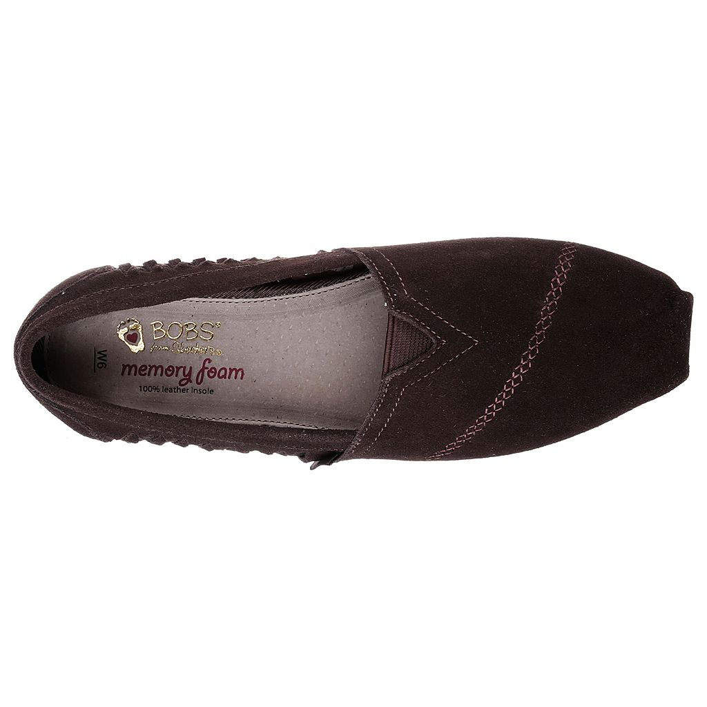 Skechers Luxe BOBS Boho Crown Women's Flats
