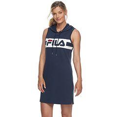 Women's FILA SPORT® Graphic Hooded Dress