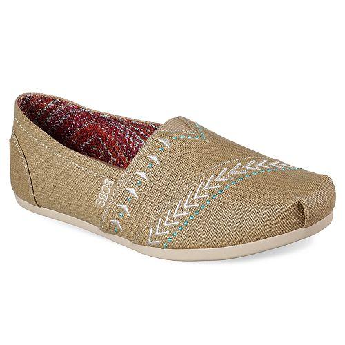 Skechers BOBS Plush Feather Women's Flats