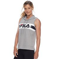 Women's FILA SPORT® Graphic Sleeveless Hoodie