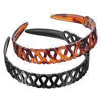 Wavy Headband Set