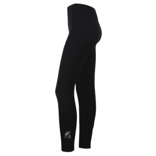 Michigan State Spartans Fleece-Lined Leggings