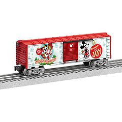 Disney's Mickey Mouse Happy Holidays Boxcar by Lionel