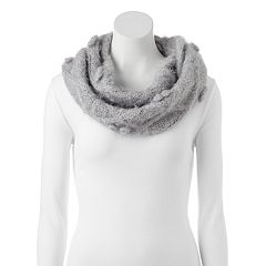 SONOMA Goods for Life™ Popcorn Nep Yarn Infinity Scarf