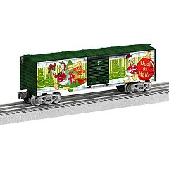 Disney's Donald Duck Happy Holidays Boxcar by Lionel