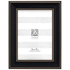 Malden Great Value Black 5' x 7' Frame