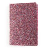 Rainbow Glitter Hardcover Journal