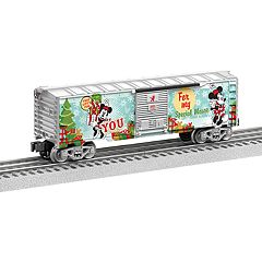 Disney's Minnie & Friends Happy Holidays Boxcar by Lionel