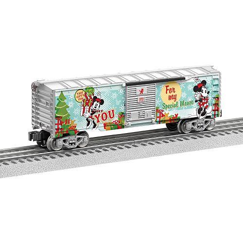 Disney's Minnie & Friends Happy Holidays Boxcar by Lionel