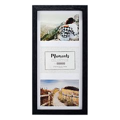 Malden 3-Opening Distressed Black 5' x 7' Collage Frame