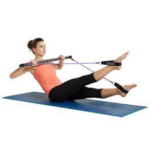 Gaiam Pilates Bar Kit