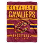 Cleveland Cavaliers Silk-Touch Throw Blanket
