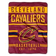 Cleveland Cavaliers Silk-Touch Throw Blanket