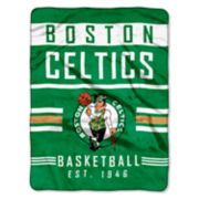 Boston Celtics Silk-Touch Throw Blanket