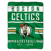 Boston Celtics Silk-Touch Throw Blanket
