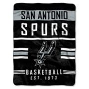San Antonio Spurs Silk-Touch Throw Blanket