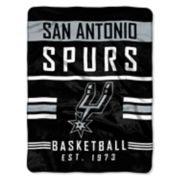 San Antonio Spurs Silk-Touch Throw Blanket
