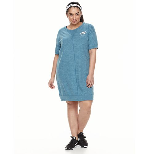 Plus Size Nike Vintage Gym Dress