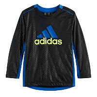 Boys 4-7x adidas Mesh High Low Tee
