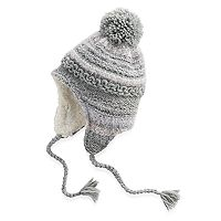 Women's SONOMA Goods for Life™ Braided Tassel Knit Trapper Hat