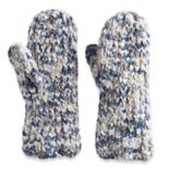 Women's SONOMA Goods for Life™ Chenille Cozy-Lined Mittens