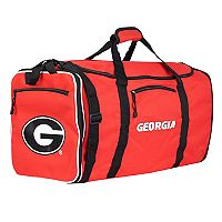 Georgia Bulldogs Steal Duffel Bag