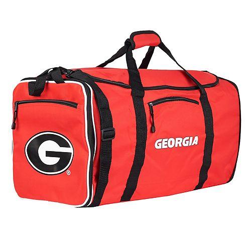 Georgia Bulldogs Steal Duffel Bag