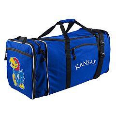 Kansas Jayhawks Steal Duffel Bag