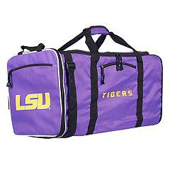 LSU Tigers Steal Duffel Bag